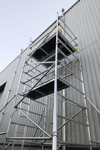DIY Scaffold Tower Hire